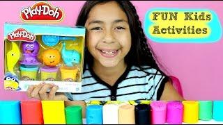 Tuesday Play Doh Ocean Tools Fun Kids Activities   B2cutecupcakes