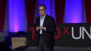 The power of resilience: David Cooperrider at TEDxUNPlaza 2013