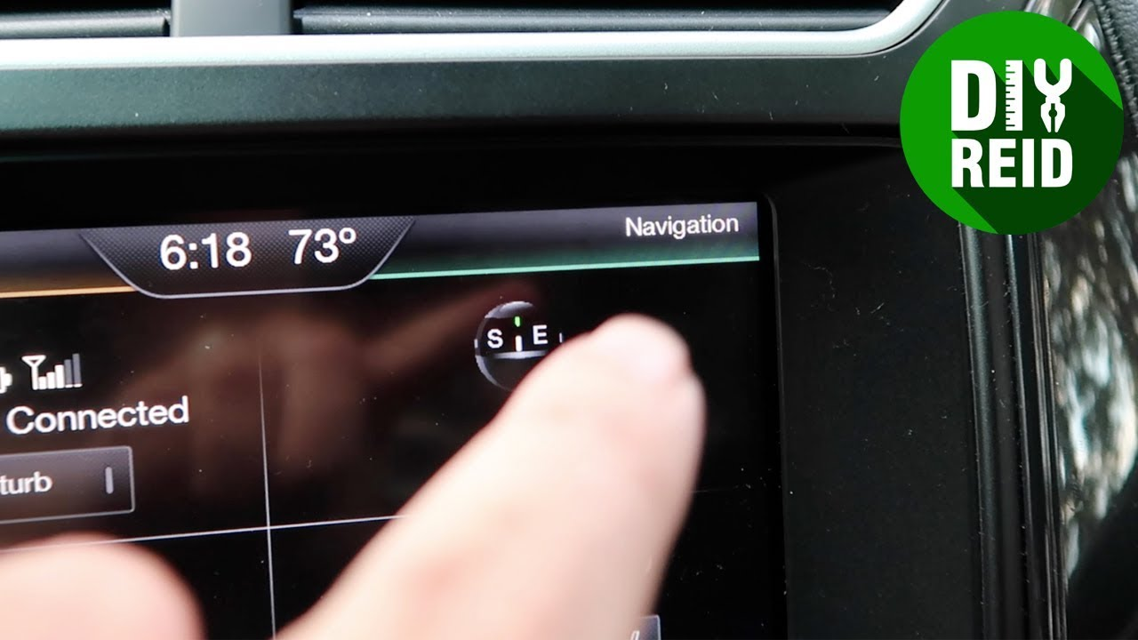 How to Enable Navigation on Ford Sync 2