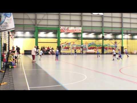 Sydney Futsal Club vs Eastern Suburbs Hakoah Futsal 1st half