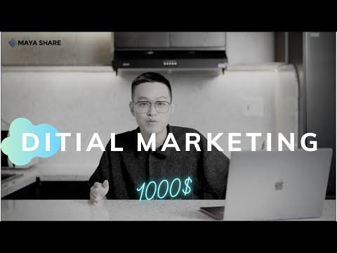 Nghề Digital Marketing là gì? Lương bao nhiêu & vào nghề như nào? | Mayashare