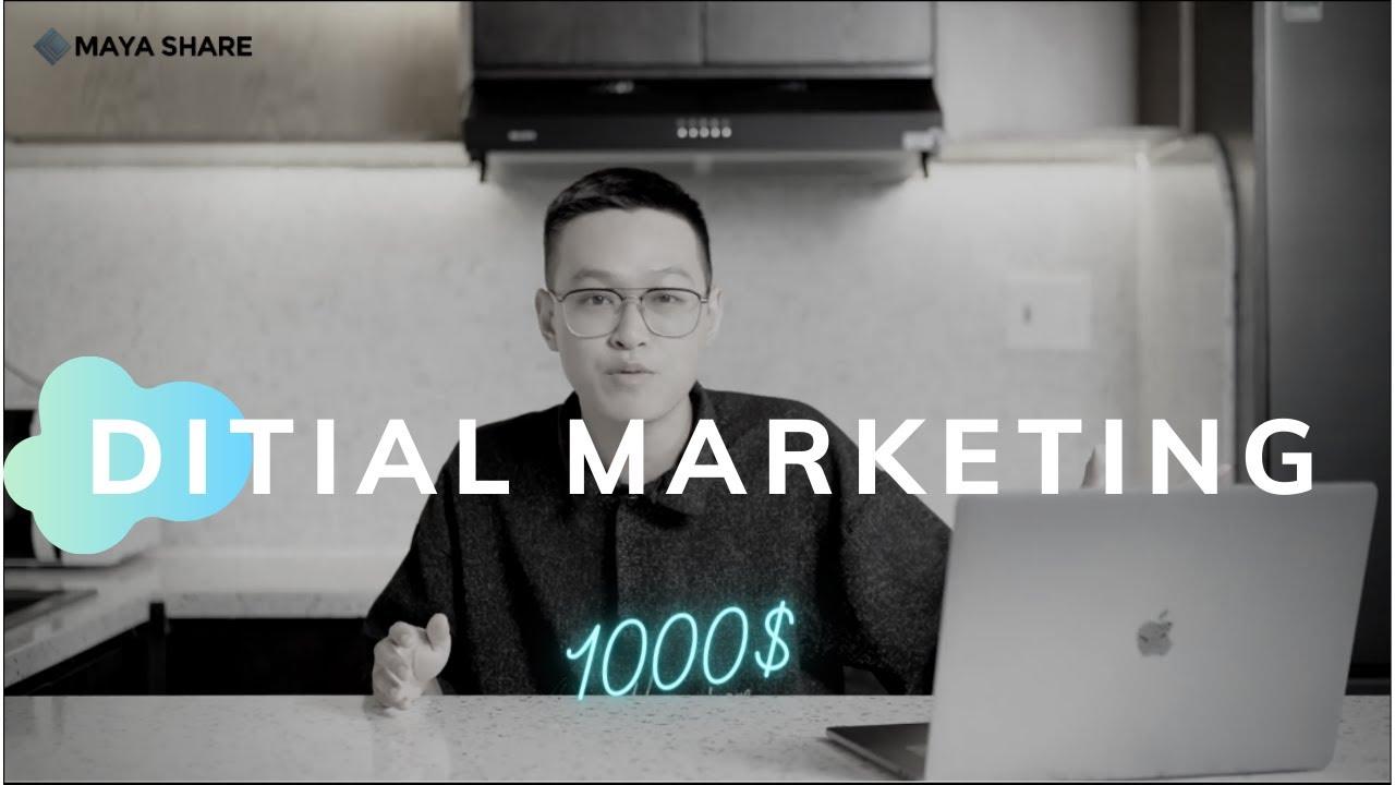 Nghề Digital Marketing là gì? Lương bao nhiêu & vào nghề như nào?
