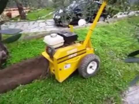 Verdemattone - scavi con catenaria