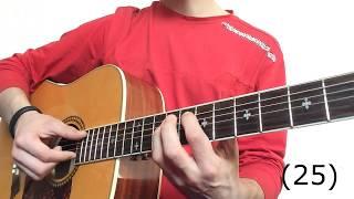 мелодия-гитарада-разбор
