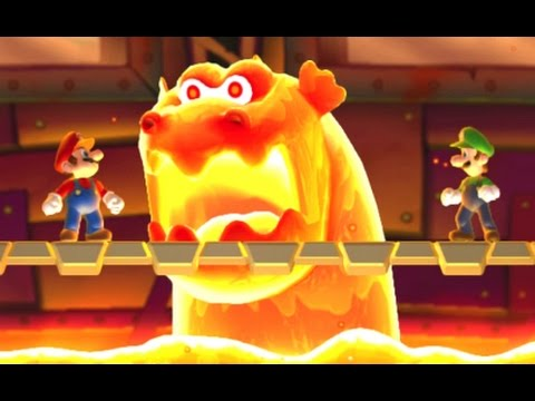 How to play 2 player new super mario bros u