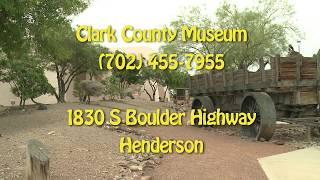 Clark County Museum Hosting Free `Heritage Holidays' Event Dec. 8-9, 2017