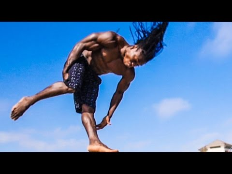 GRAVITY DESTRUCTION: Return of West African Acrobats Alseny