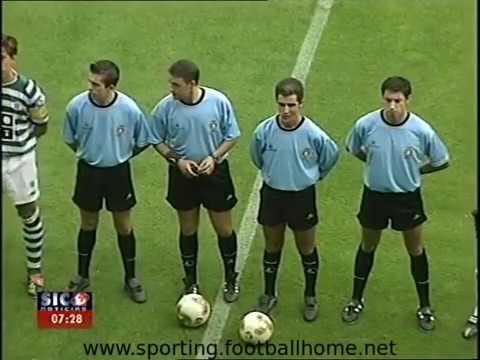 Boavista - 0 x Sporting - 1 de 2003/2004 Particular