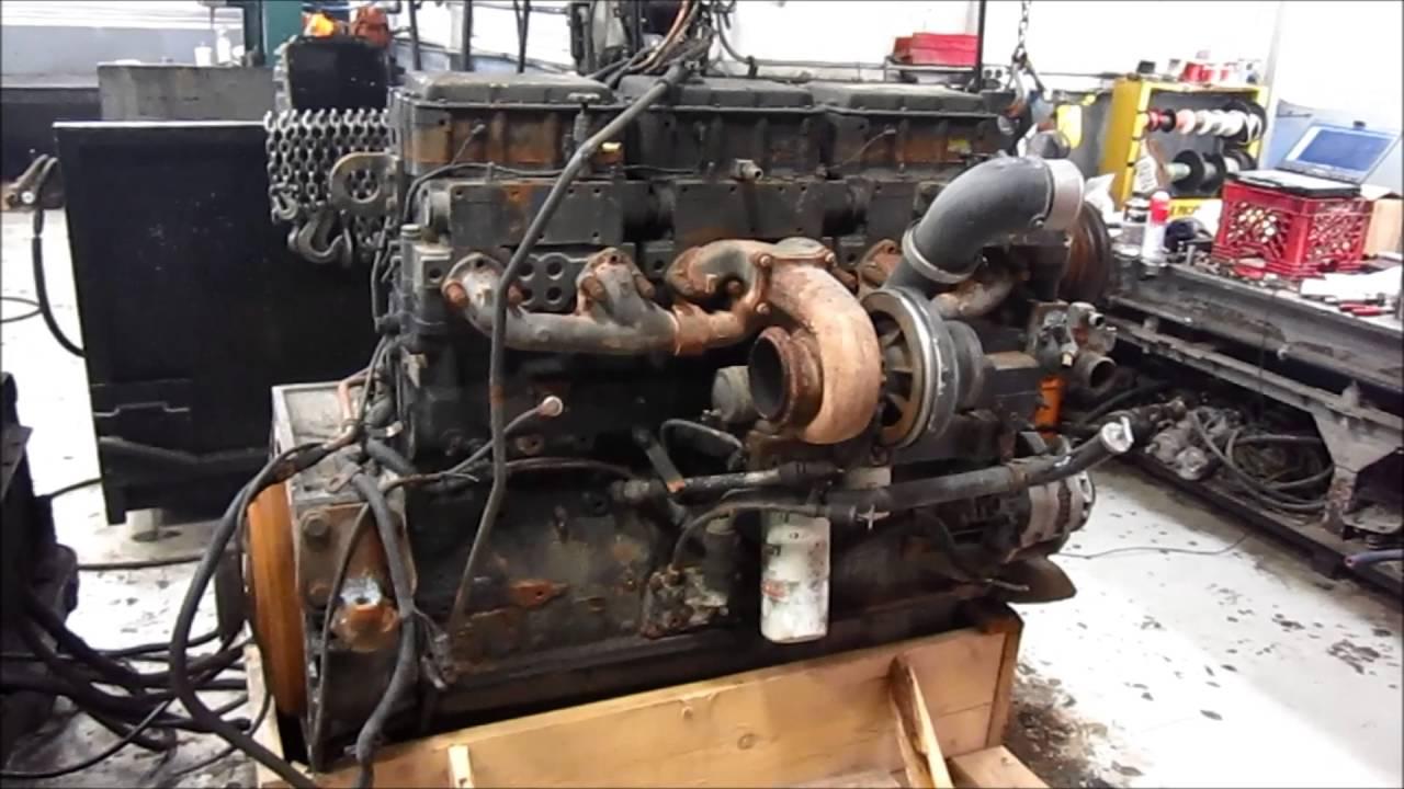 1995 cummins n14 engine frontier truck parts [ 1280 x 720 Pixel ]