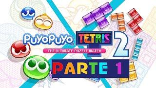 Vídeo Puyo Puyo Tetris 2
