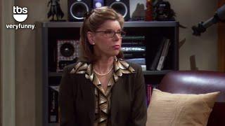 Beverly Hofstadter | The Big Bang Theory | TBS