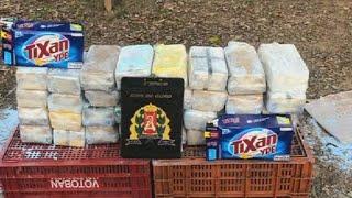 가루 비누가 마약…브라질 코카인 밀거래 극성  연합뉴스…