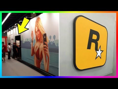 Rockstar's SECRET Meeting That Was Suppose To Reveal Information About NEW Games Today Explained!