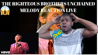 RIGHTEOUS BROTHERS- UNCHAINED MELODY LIVE (1965) REACTION