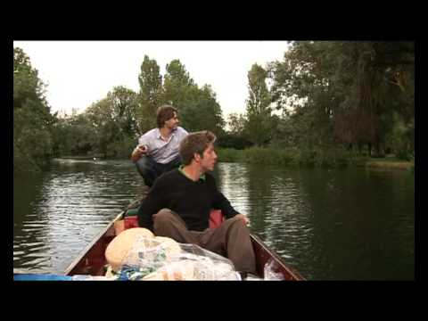 Poling the Planet - James Bayliss-Smith and Ed Woodhouse tackle the mighty river cam