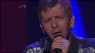 """Kevin Skinner Semi-Final Sings From His Heart! 