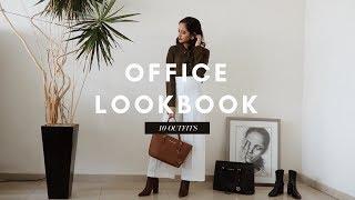10 OFFICE OUTFITS   ¿Qué me pongo para ir a trabajar?