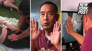 Spiritual Masseur Claims to Massage Away Pain through Computers | New York Post