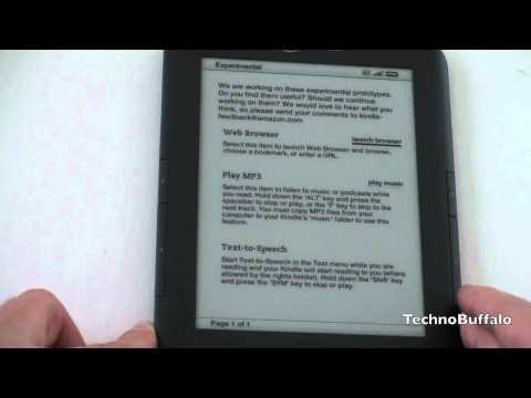 amazon-kindle-3-review!