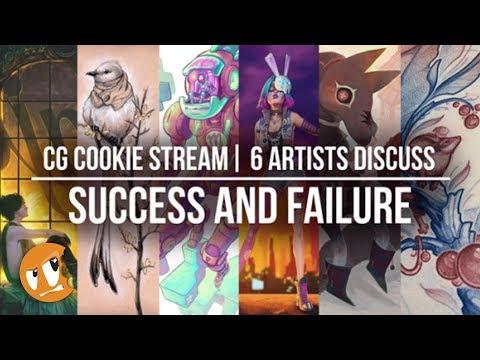 Stream: 6 Artists discuss Success and Failure