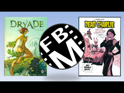 French Graphic Novels and Art Books