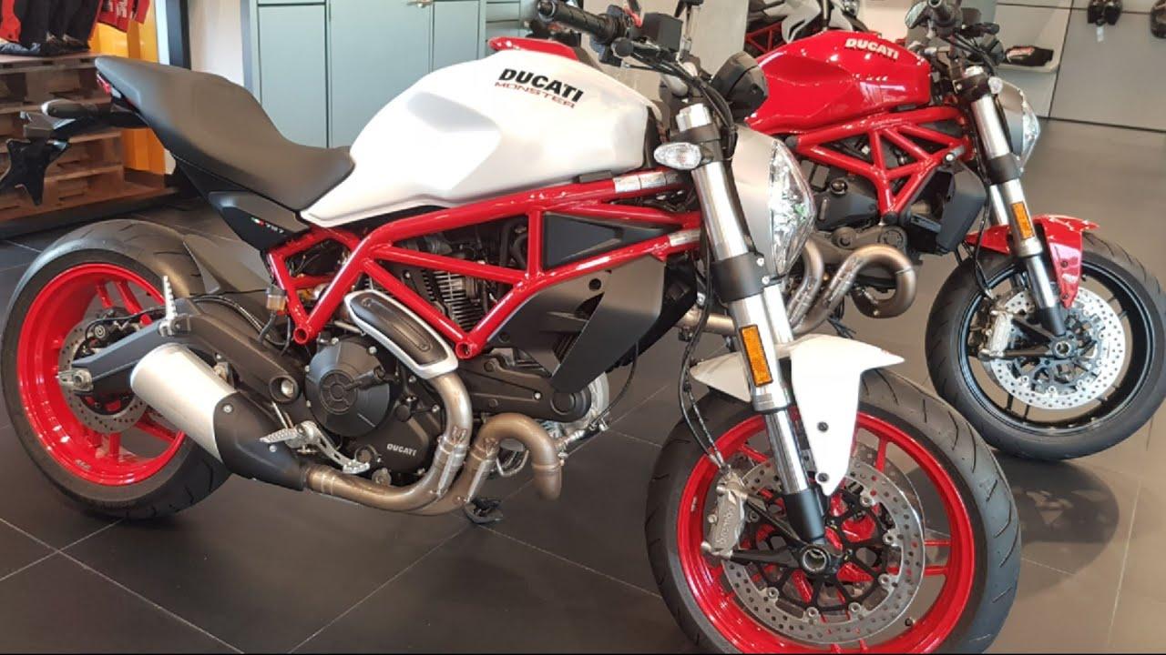 10b57170393 2019 Ducati Monster 797   Monster 821