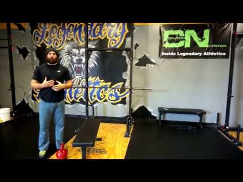 Legendary Athletics CrossFit Langhorne - YouTube
