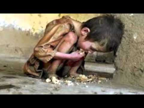 campagne tegen hongersnood