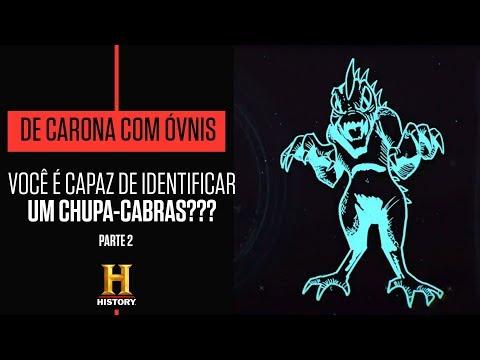 Conheça os diversos tipos de fenômenos ufológicos - Parte 2  |  DE CARONA COM ÓVNIS | HISTORY