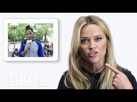 Reese Witherspoon Answers Questions from Random People | Vanity Fair