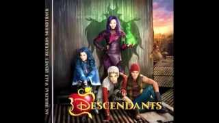 Dove Cameron, Sofia Carson, BooBoo Stewart & Cameron Boyce - Rotten To The Core - Disney Descendants