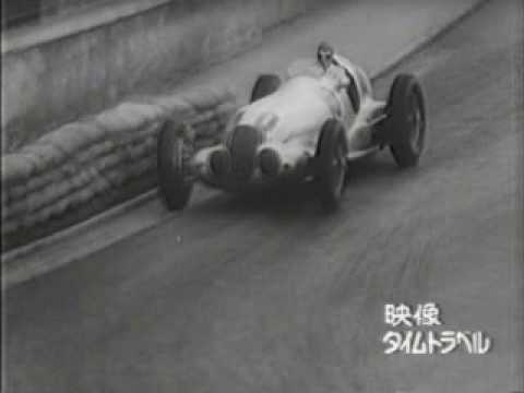 Old Time Monaco GP 1936,37