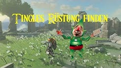 Tingles Rüstung (Feengewand) in Breath of the Wild  finden (alle Fundorte)