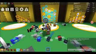 [Codes} Bee Swarm Simulator - /e dance - Roblox