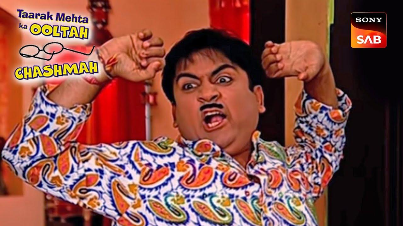 क्यों हुआ जेठा बबिता के नाम से Excited? | तारक मेहता का उल्टा चश्मा | Jetha - Babita Special