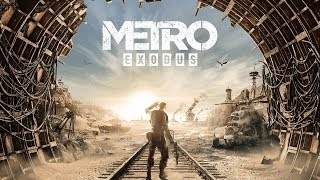 Metro Exodus Gameplay Walkthrough Part The End Live ( Open World )