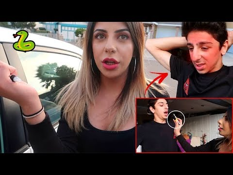 CRAZY SNAKE VENOM LIP CHALLENGE!! (EXTREMELY PAINFUL) | FaZe Rug