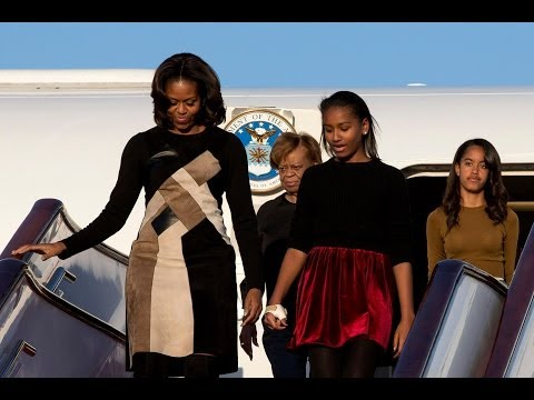 Michelle Obama Begins China Trip