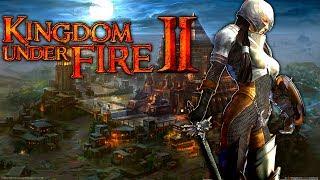MMORPG + RTS = 1h Découverte Kingdom Under Fire 2 Gameplay FR HD