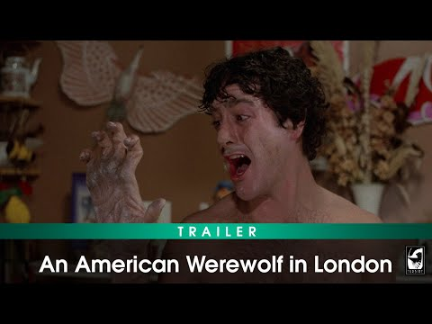 An American Werewolf in London (1981) - US-Trailer