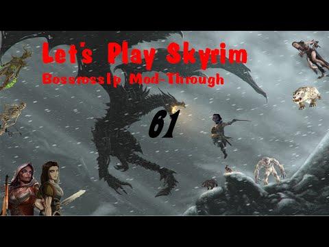 Elder Scrolls 5; Modded Skyrim Episode 61: You're Gonna Go Far Kid