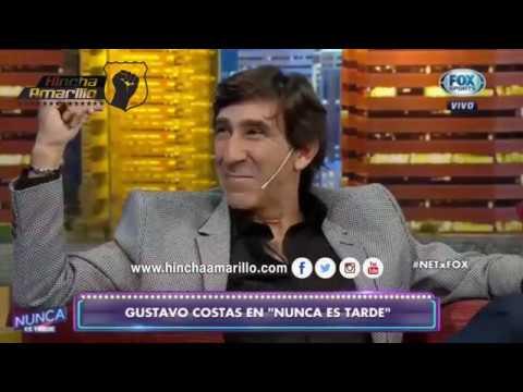 Anécdota de Gustavo Costas en Fox Sports sobre estrella 14 de Barcelona SC