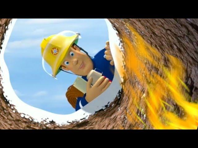 Sam a tűzoltó |  Legjobb összeállítás - 20 perc | Sam a tűzoltó magyarul