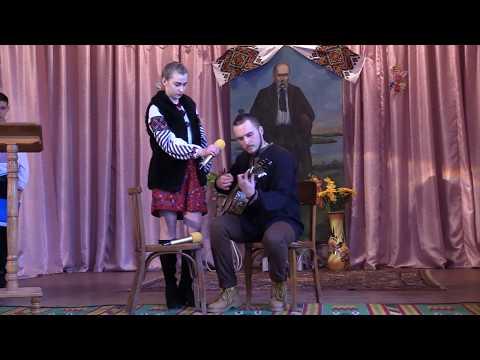 Гнилички. Концерт до 206-річчя від д.н. Т.Г.Шевченка