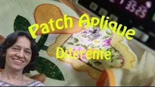 Patch Aplique Diferente