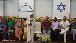 O 1ª Encontro Inter-religioso promovido pela Cidade da Luz