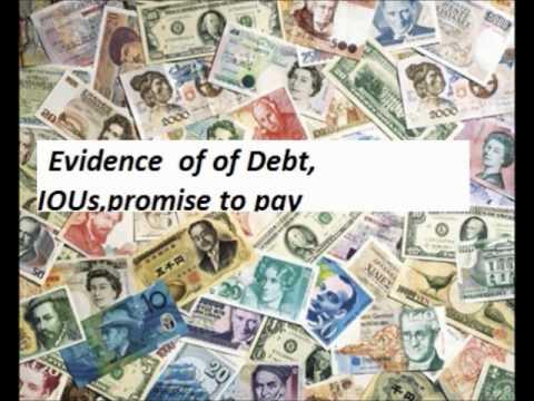 Money, Currency, Mediums of Exchange and Debt pt2 2