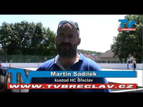 Sportovní videoreport - Hokejbal Břeclav