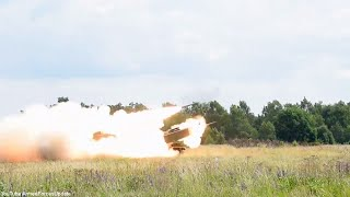 US Military Saber Strike 18 Military Exercise US Military Power in action video Highlights
