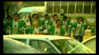 Jazba I Ali Zafar I Cricket World Cup 2011 Song